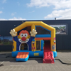 Speelkussen Multiplay Clown