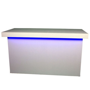 Buffettafel Wit met LED