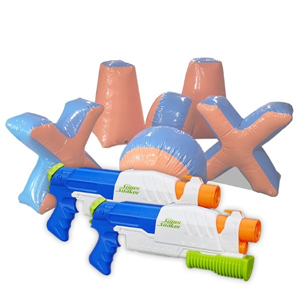 Super Soaker Battle